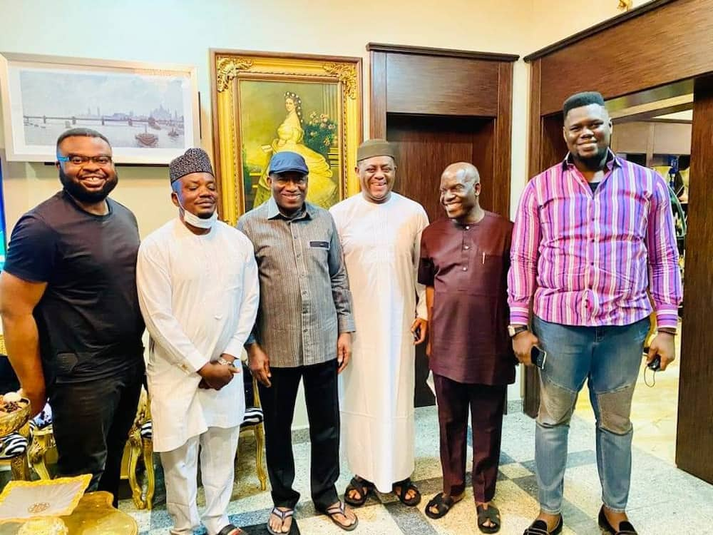 2023: Fani-Kayode meets Jonathan, keeps silent on alleged plans to dump PDP for APC