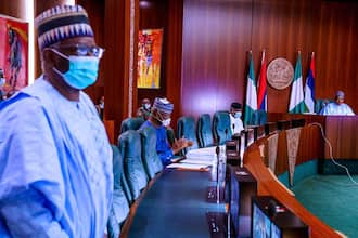 Breaking: Robbers reportedly attack Aso Rock, attempt to burgle Buhari's chief of staff's residence