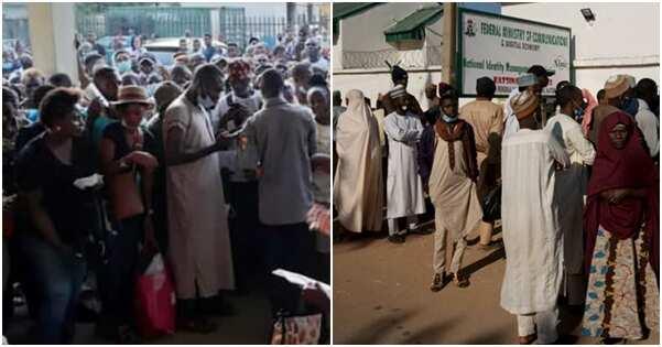 NIN registration: Nigerians panic over deadline for SIM deactivation
