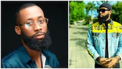 Hilarious reactions as BBNaija Tochi ask fans to choose between '40m and chance to meet him'