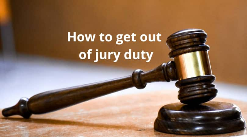 what happens if you don't go to jury duty