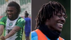 Alex Iwobi names Premier League star who NFF chiefs want in the Super Eagles