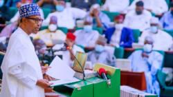 Muhimman Abubuwa 10 da Shugaba Buhari ya fada a jawabinsa ga yan majalisa ranar Alhamis