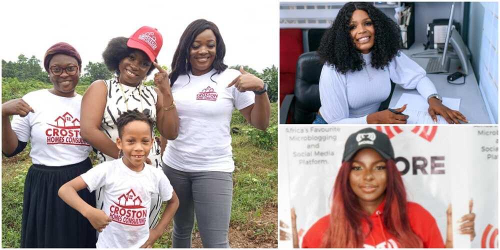 BBNaija ladies Lucy, Kaisha and Wathoni bag endorsement deals