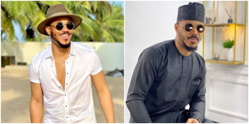 Do not speak disparagingly about any woman, BBNaija's Ozo