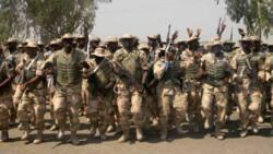 Da duminsa: Soji sun ragargaji 'yan Boko Haram da su kayi yunkurin kai hari a Gajiram