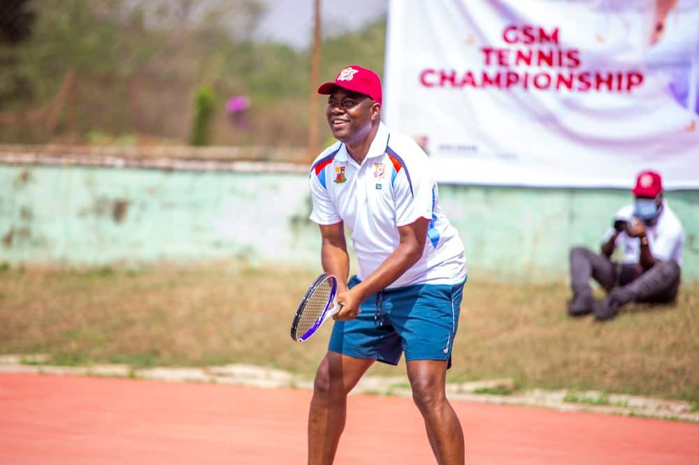 Seyi Makinde: Nigerian governors doing sports and physical exercise