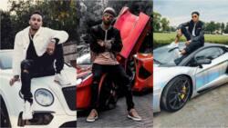 N1.1bn Ferrari, N84m Range Rover, 4 Lamborghinis among Aubameyang's amazing super car collection