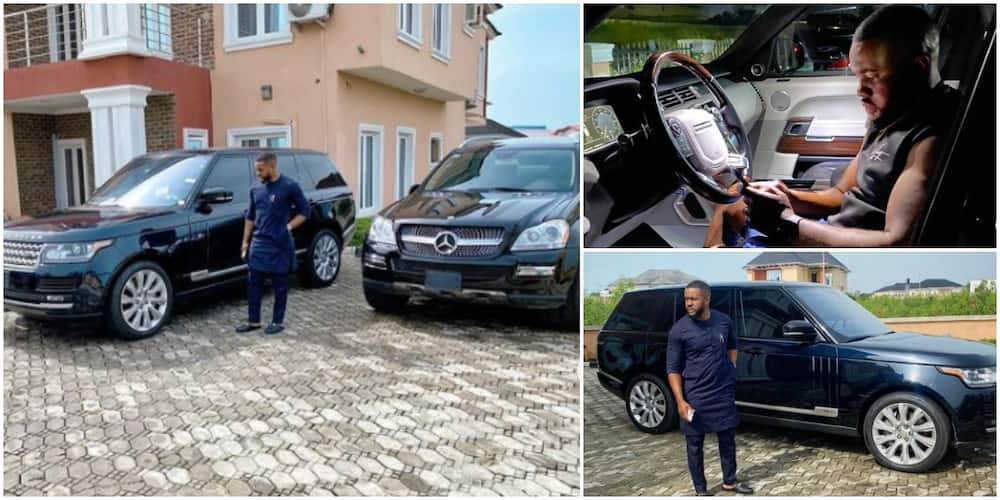 Actor Williams Uchemba Reveals God Blessed Him with 2 SUVs after He Spent Money on a Church Project