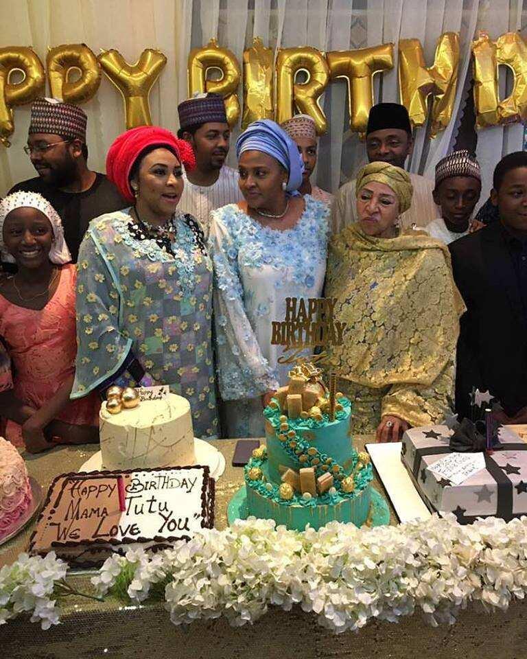 Abacha family