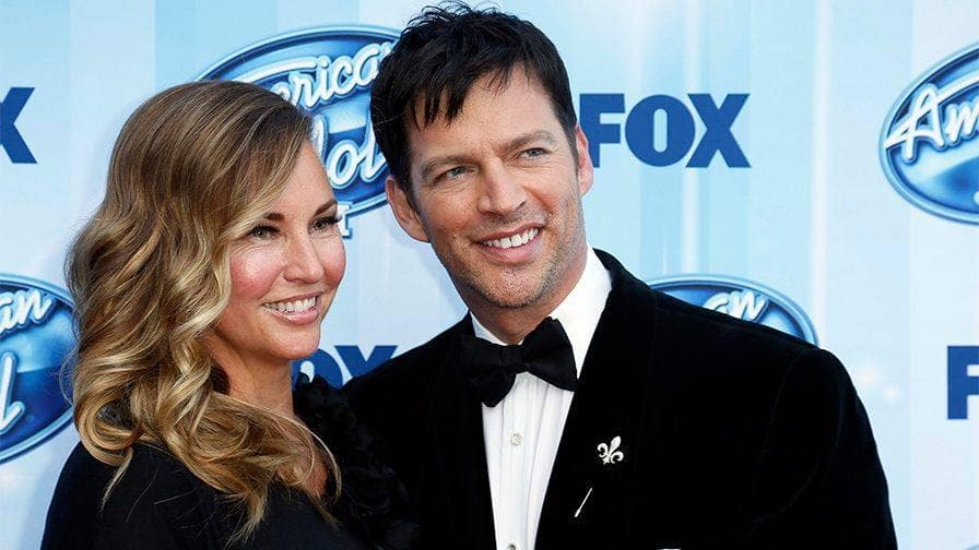 Harry Connick Jr wife