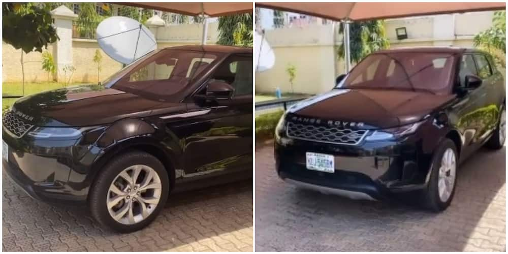 Ned Nwoko buys his wife Laila a Rolex watch, Range Rover for her 30th birthday