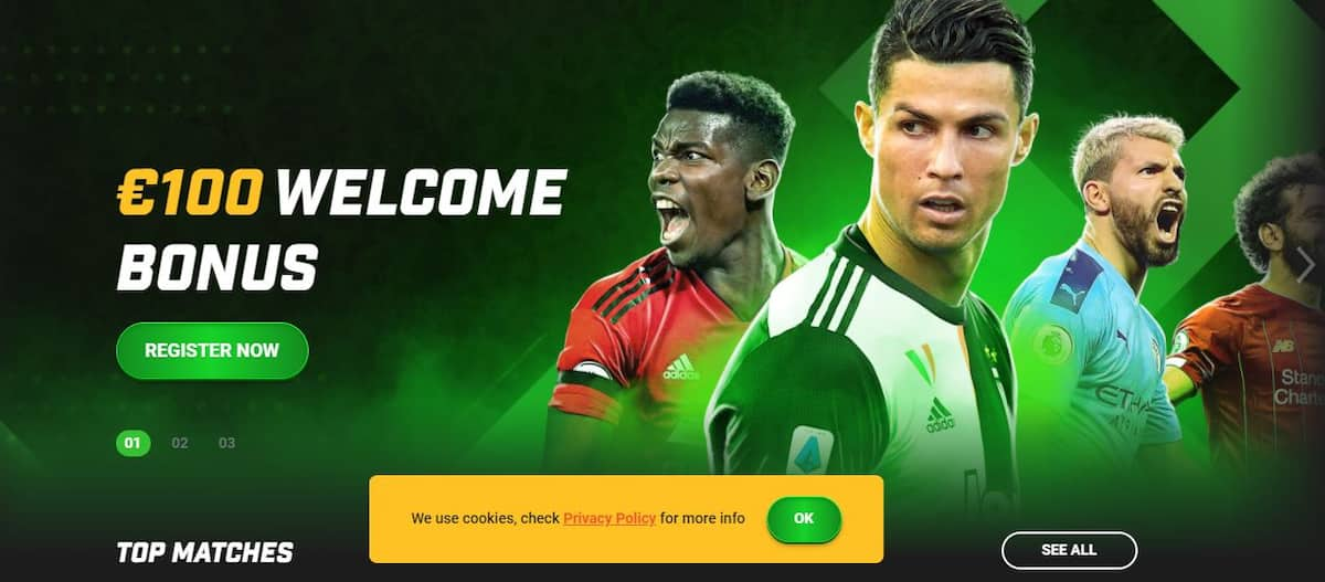 Football online betting in nigeria conflict ig markets binary fx options