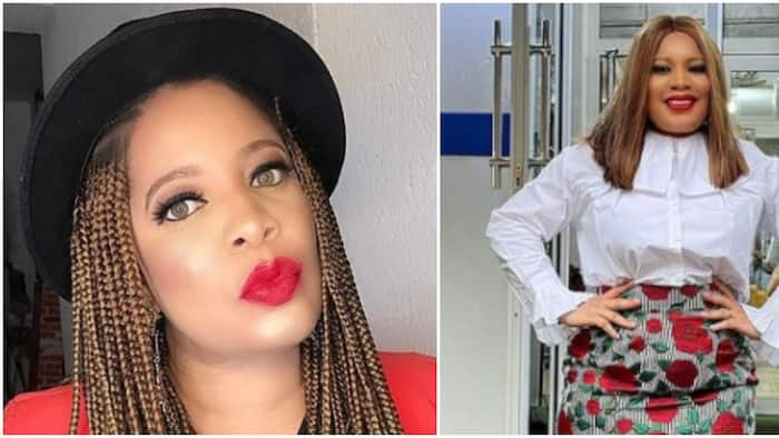 Monalisa Chinda blows hot, blasts women who judge others instead of minding their business