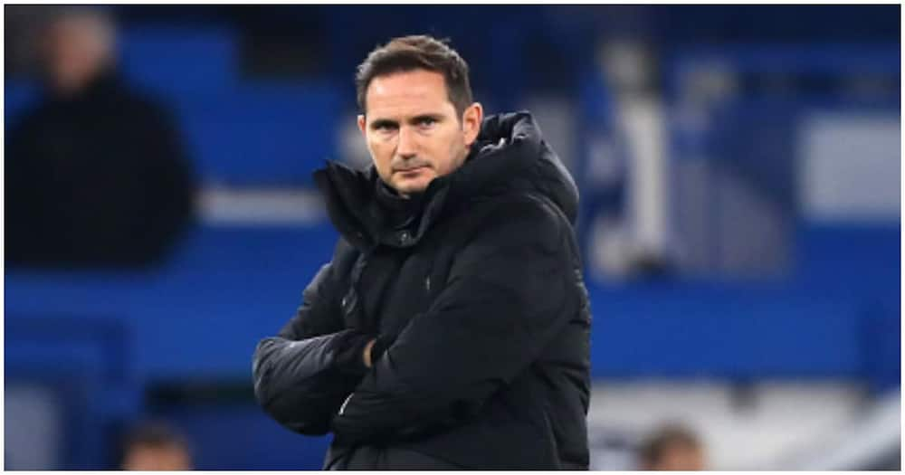 Chelsea chiefs finally makes decision on Lampard's future at Stamford Bridge after poor run of results