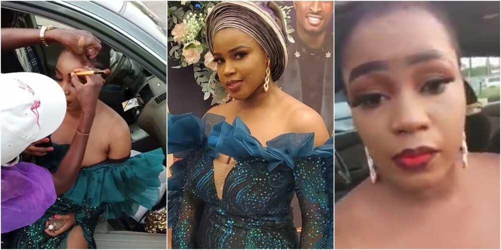 Yoruba actress Bose Alao shares a recent experience