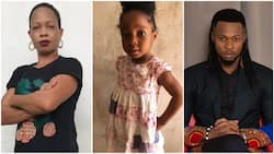 Flavour should come for DNA test - Lady says as she points singer as the father of her 3-year-old child