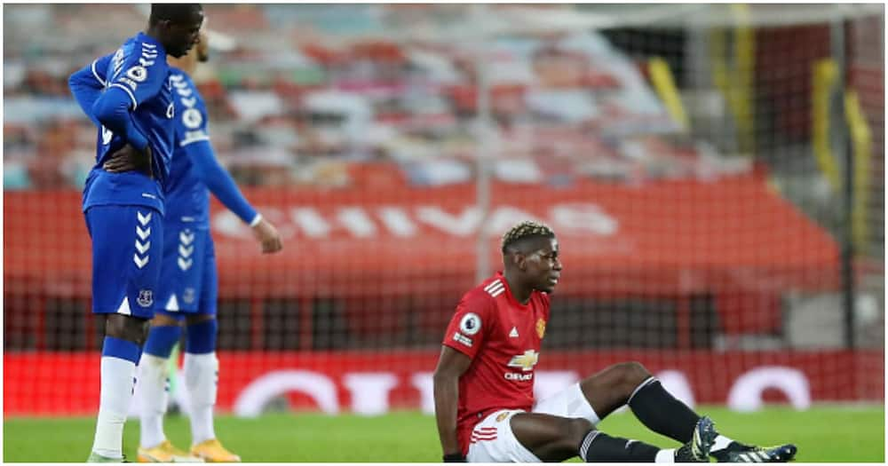Man United blow as key midfielder ruled out for weeks with thigh injury
