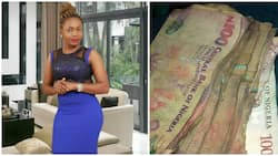 Nigerian lady says she was deceived into thinking N7,600 is N67k by client who bought goods from her