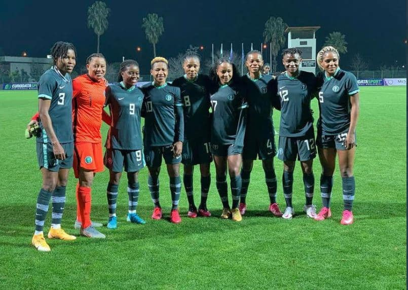Nigeria will face the @FIFAWWC champions @USWNT, Jamaica and