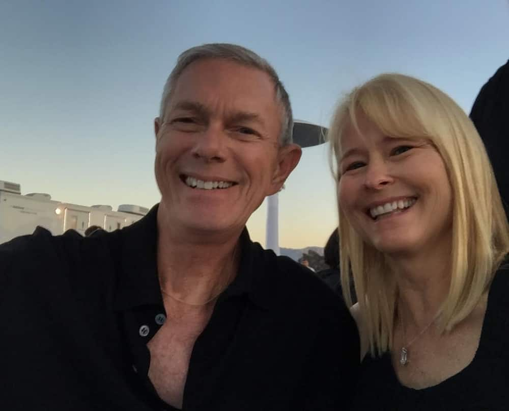 Richard and Mary Carpenter