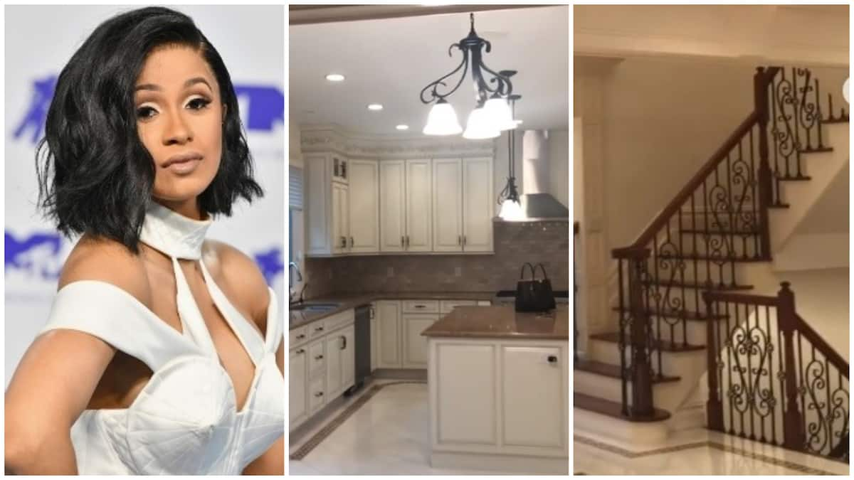 Rapper Cardi B Gifts Her Mum With A House Legit Ng