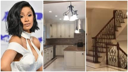 American rapper Cardi B buys her mother a new house, shares videos