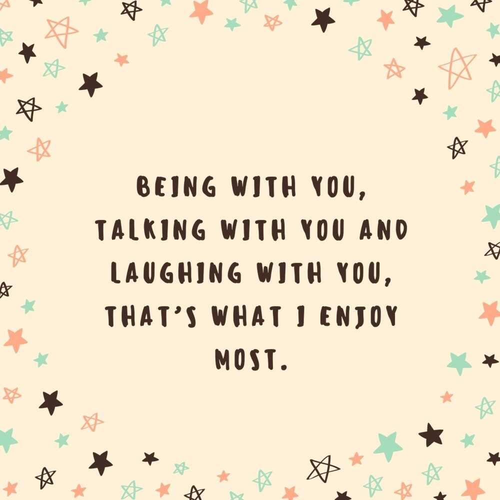 romantic words
