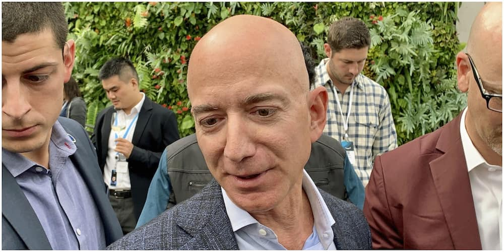 Jeff Bezos made N903.10 billion in one day as the plans to leave earth for space one month from now