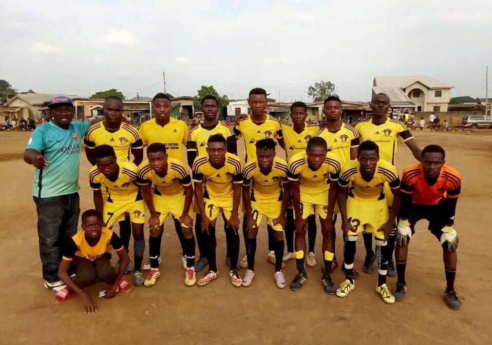 Football Academies In Nigeria In 2019