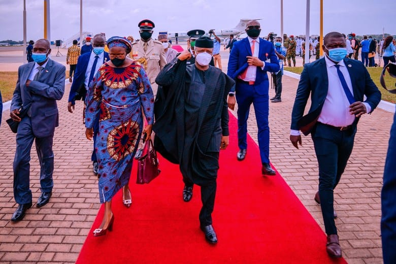 Osinbajo gives assurance, says Nigerian traders in Ghana will get justice