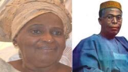 Tears as Chief Obafemi Awolowo's eldest child dies (photo)