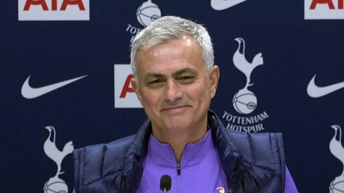 Mourinho ya ce baya son laƙabin 'Special One', ya faɗa sabon sunan da ya ke so