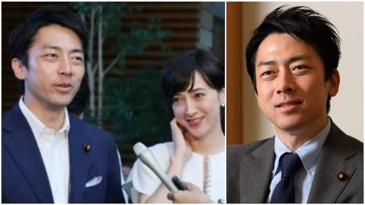 Japan minister's 2-week paternity leave to be with newborn baby