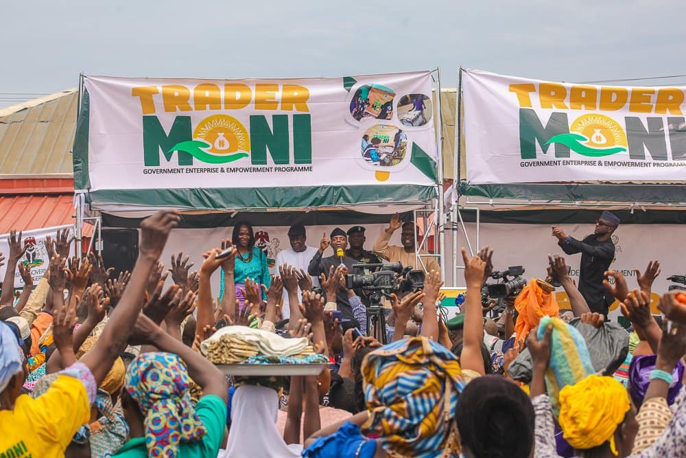 TraderMoni: Beneficiaries think is national cake, unwilling to repay loans - NSIP