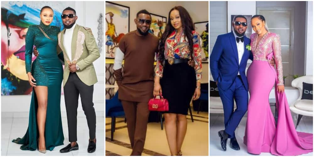 Fashion Focus: X Times Comedian AY Stepped Out With Wife Looking Gorgeous