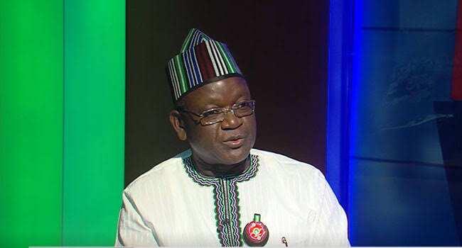 Gwamna Ortom: An yi min tayin APC, gwamnatin Buhari ba ta taimaka min wurin biyan albashi