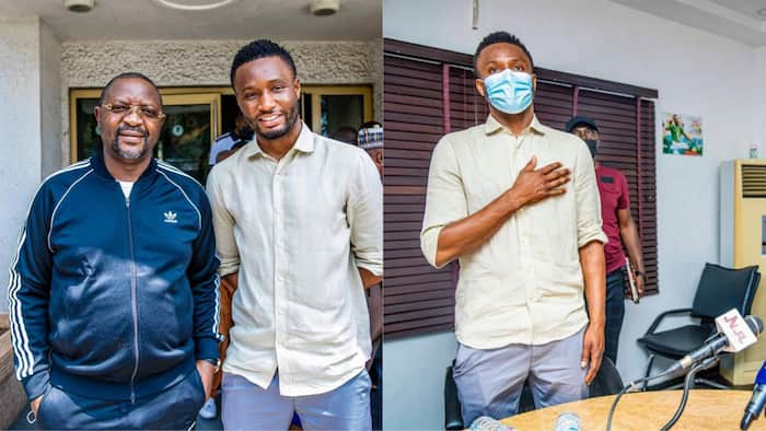 Jubilation in Lagos as Federal Government gives Super Eagles legend Mikel Obi big appointment
