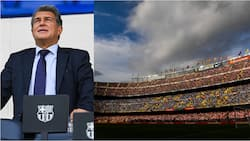 Tension for Barcelona fans as Koeman's team to leave Nou Camp for a year over one club decision