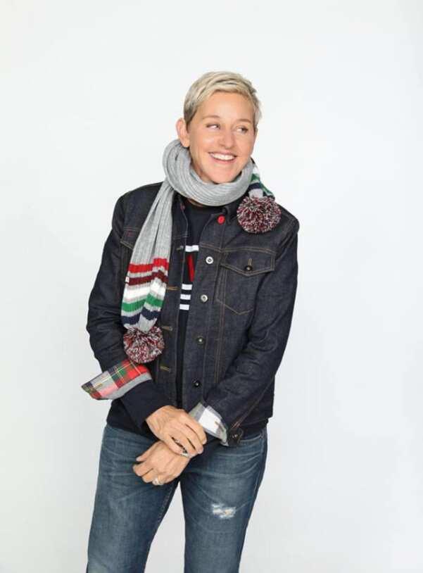 Ellen Degeneres age