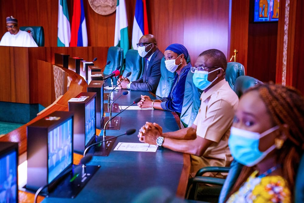 Edo governorship: Why Obaseki visited President Buhari