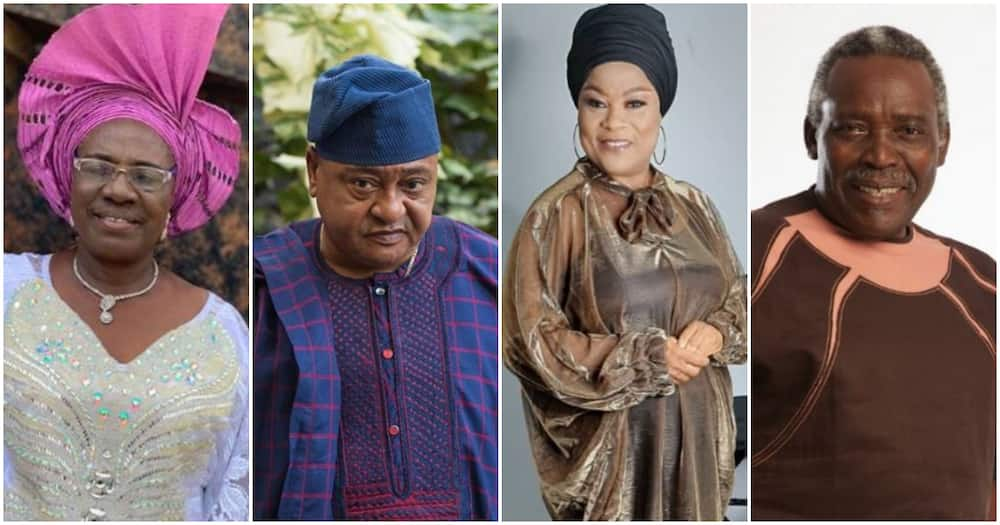 7 veteran Nollywood actors who have maintained relevance over the years (photos)