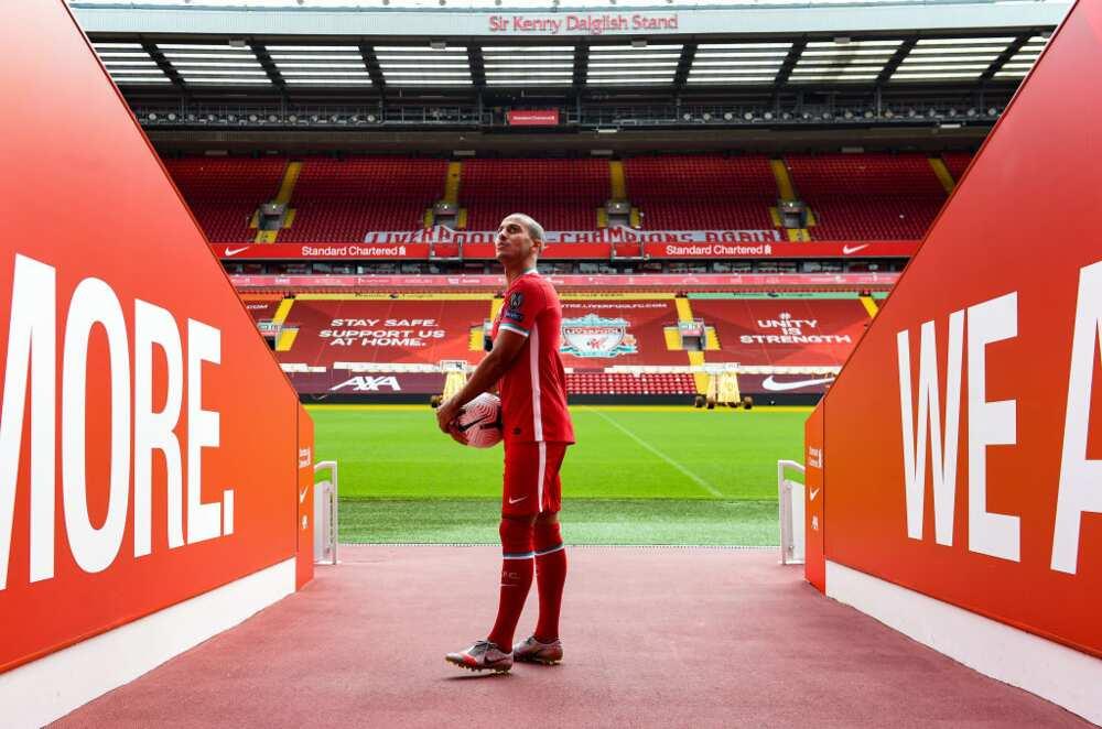 Thiago Alcantara: Liverpool midfielder tests positive for deadly coronavirus