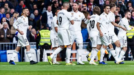 Isco scores brace as Real Madrid destroy Melilla in Copa del Rey round of 32