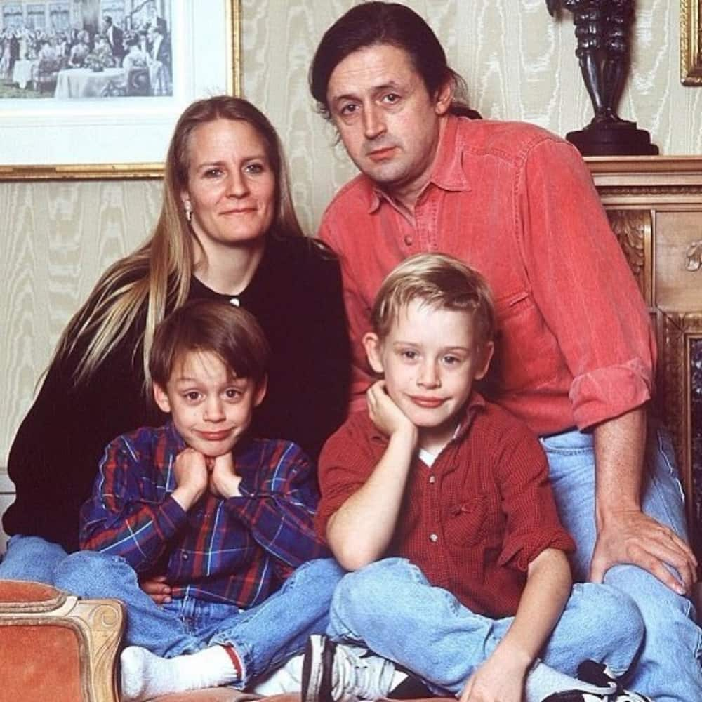 Macaulay Culkin parents
