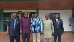 Nigerian envoy in Ghana advises FG officials on protocols when they visit Accra