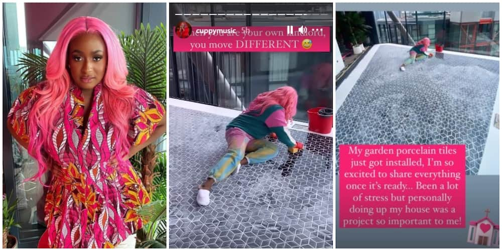 When you're your own landlord, you move differently - DJ Cuppy says