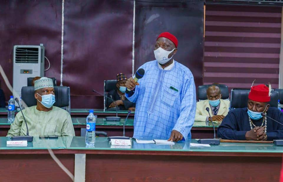 In Imo, herdsmen and farmers operate as a family, says Hope Uzodinma