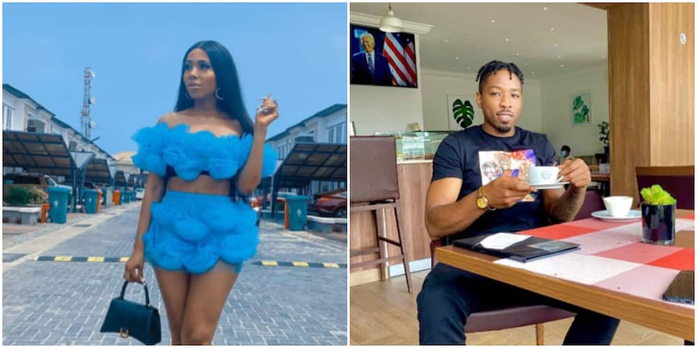 BBNaija: Mercy confirms she is married to Mr. H