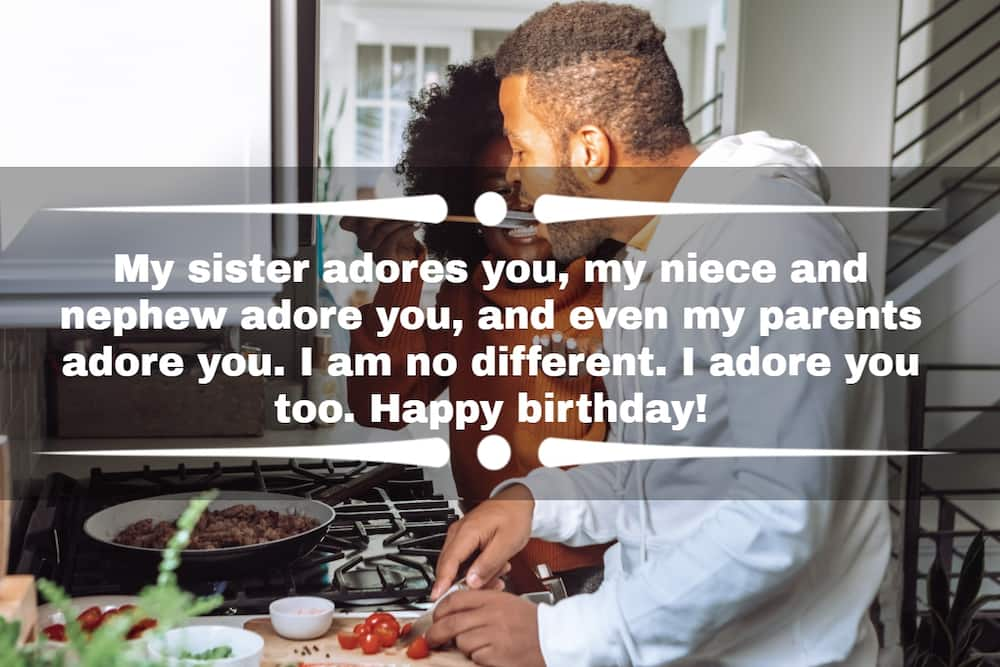 Happy birthday brother in law quotes